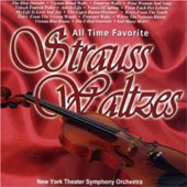 All Time Favorite Strauss Waltzes
