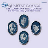 Quartet Cameos: Ten Favourite String Quartet movements