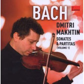 Bach: Sonates & Partitas, Vol. 1