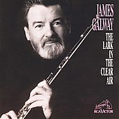 James Galway (Flute): The Lark in the Clear Air