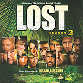 Michael Giacchino: Lost: Season 3 [Original Television Soundtrack]