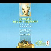 Rameau: Concerts Mis En Simphonie (Dig)