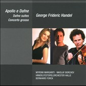 George Frideric Handel: Apollo e Dafne