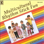 Various Artists: Multicultural Rhythm Stick Fun