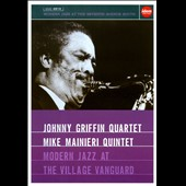 Johnny Griffin/Mike Mainieri: Modern Jazz at the Village Vanguard