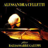 Alessandra Celletti plays Baldassarre Galuppi
