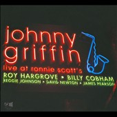 Johnny Griffin: Live at Ronnie Scott's [Digipak]