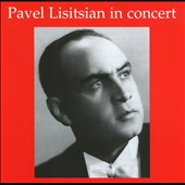 Pavel Lisitsian in Concert