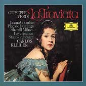 Verdi: La Traviata / Kleiber, Cotrubas, Domingo, Milnes