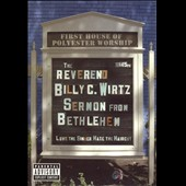 Billy C. Wirtz: Sermon from Bethlehem [DVD] [PA] *