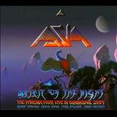 Asia (Rock): Spirit of the Night: The Phoenix Tour Live in Cambridge 2009 [Digipak]