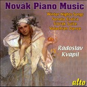 Nov&aacute;k: Piano Music