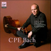 C.P.E. Bach: Cello Concertos / Truls Mork