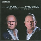 Lindberg conducts Sandstr&ouml;m