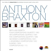 Anthony Braxton: The Complete Remastered Recordings [Remastered] [Box]