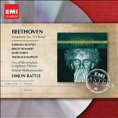 Beethoven: Symphony No. 9 / Barbara Bonney, Birgit Remmert, Kurt Streit, Thomas Hampson