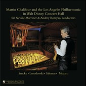 The Los Angeles Philharmonic in the Walt Disney Concert Hall / Chalifour, Salonen