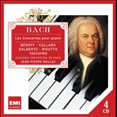 Bach: Piano Concertos / Beroff, Collard, Dalberto, Rigutto, Tacchino