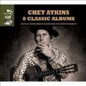 Chet Atkins: Eight Classic Albums