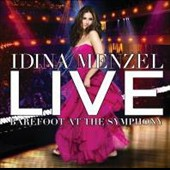 Idina Menzel: Live: Barefoot at the Symphony [DVD]