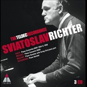 Sviatoslav Richter: The Teldec Recordings / Bach, Mozart & Schumann [3 CD]