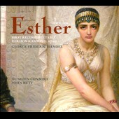 Handel: Esther [First Reconstructable Version, 1720] / Robin Blaze, James Gichrist, Susan Hamilton