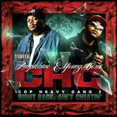 Young Bossi/Ampichino: Cop Heavy Gang, Vol. 2: Right Back Ain't Cheatin' [PA]