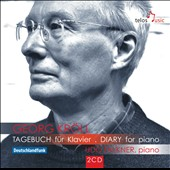 Georg Kroll: Diary for Piano / Udo Falkner, piano