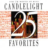 25 Candlelight Favorites
