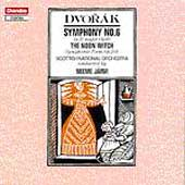 Dvorak: Symphony no 6, etc / Järvi, Scottish NO