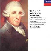Haydn: The Piano Sonatas / John McCabe