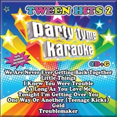 Karaoke: Party Tyme Karaoke - Tween Hits 2 [8+8-song CD+G]