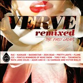 Various Artists: Verve Remixed: The First Ladies [Digipak]