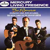 The Royal Family of the Spanish Guitar / The Romeros
