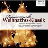 Stimmungsvolle Weihnachts-Klassik - Beautiful Christmas Classics / Various artists [10 CDs]