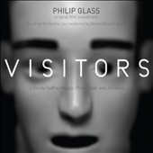 Bruckner Orchester Linz/Philip Glass/Dennis Russell Davies (Piano/Conductor): Philip Glass: Visitors [Original Film Soundtrack] [Digipak]