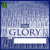 The Glory of New College Choir, Oxford - music from Taverner to Tavener