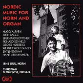 Nordic Music for Horn & Organ / Juul, Bjornquist