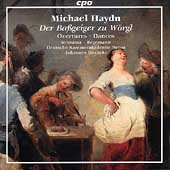 M. Haydn: Der Bassgeiger, etc / Goritzki, Meszaros, et al