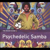 Various Artists: The  Rough Guide to Psychedelic Samba [Slipcase]