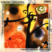 Catalan Concertos - Montsalvatge, Benejam, Brotons / Foster