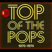 Various Artists: Top of the Pops: 1970-1974