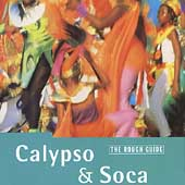 Various Artists: Rough Guide to Calypso & Soca