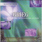 Grieg: Peer Gynt Suites no 1 & 2, Holberg Suite