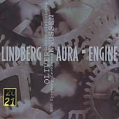 20/21 - Lindberg: Aura, Engine / Knussen, London Sinfonietta