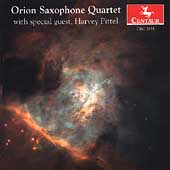 Orion Saxophone Quartet with special guest Harvey Pittel