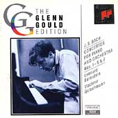 Glenn Gould Edition - Bach: Piano Concertos nos 1-5 & 7