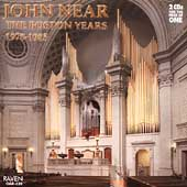 John Near - The Boston Years - 1970-1985
