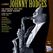 Johnny Hodges: The Complete 1941-1954 Small Group Sessions, Vol. 2: 1950