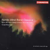 Nordic Wind Band Classics / Royal Northern College of Music